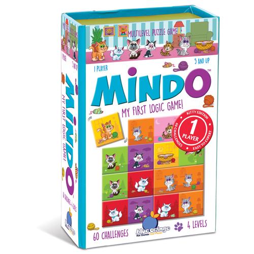 T069: Mindo - Cat Logic Game