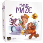 G973: Magic Maze Game