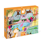 P676: Tactile Zoo Puzzle