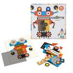 T080: Kinoptik - Robots