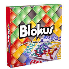 G265: Blokus Game