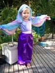 E142: Arabian Fairytale Dress-Up