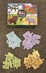 A13: Mudpuppy 4 in a box Animal puzzles