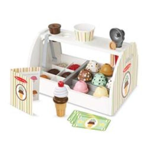 B7: Ice Cream Counter
