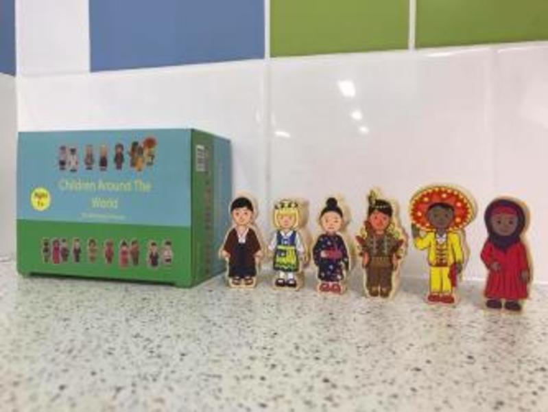 C3: Wooden Children Around the Word