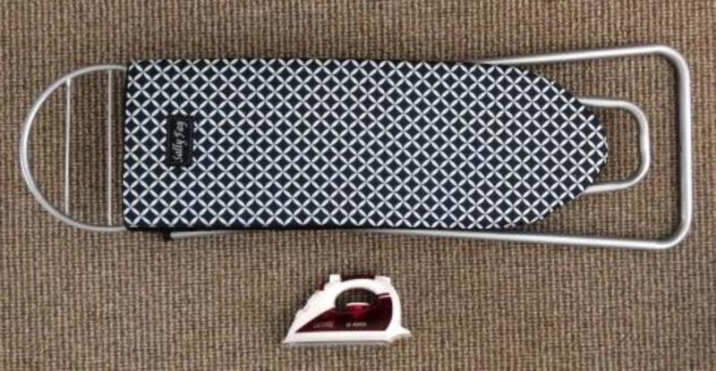 E51: Ironing Board and Iron