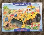 A5: Castorland Tractor Puzzle
