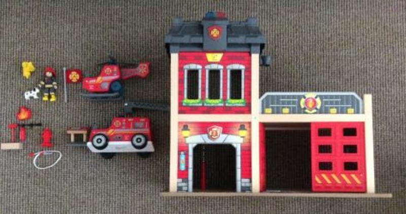 F22: Hape Firestation
