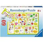 A330: Ravensburger Good Food Puzzle 60 piece