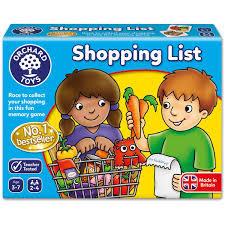 B82: Shopping List