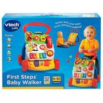 7031: FIRST STEPS BABY WALKER