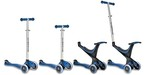7130: STRADDLE SCOOTER - with Footrest & Parent Handle