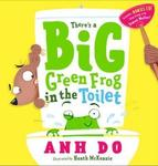 7158: THERE'S A BIG GREEN FROG IN THE TOILET