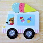 7163: ICE CREAM VAN PUZZLE