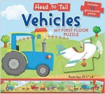 7179: HEAD TO TAIL VEHICLES 1ST FLOOR PUZZLE