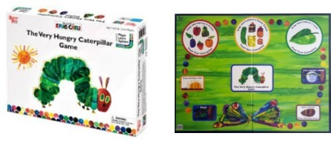 7225: THE VERY HUNGRY CATERPILLAR GAME