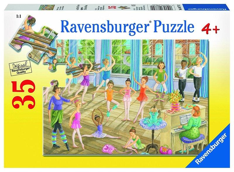 7226: BALLET LESSON PUZZLE
