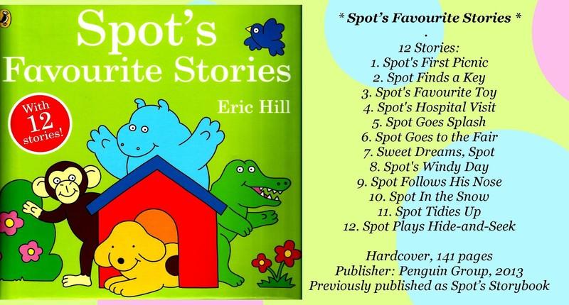 7253: SPOT'S FAVOURITE STORIES