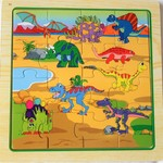 7271: BABY DINOSAURS PUZZLE