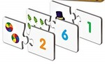 7281: MATCH IT COUNTING PUZZLES 1-10