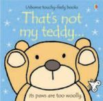 7289: THAT'S NOT MY TEDDY ...