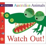 7501: AUSTRALIAN ANIMALS WATCH OUT! - Touch & Feel