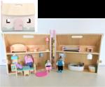 7512: Mini Doll House - Wooden