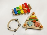 M005: Musical Instrument Set II
