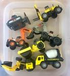 E5002: Mixed Mini Truck Set