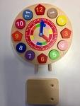 P2006: Clock number puzzle
