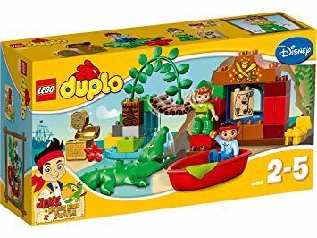 C3017: Duplo Jake & Never Land Pirates