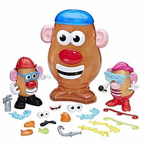 E8097: Mr Potato Head Spud Set