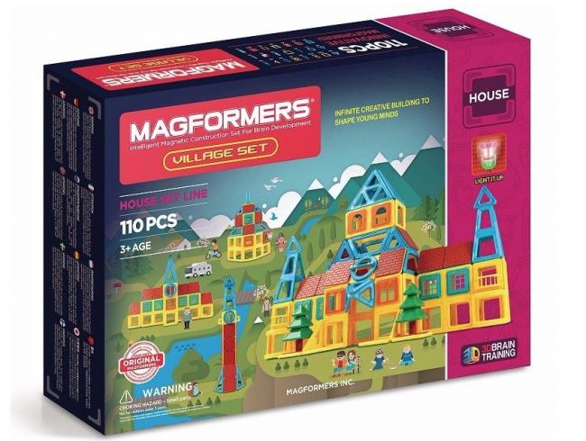 C3018: Magformers Village Set
