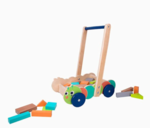 A3001: Wooden walker with blocks
