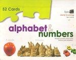 P2001: Alphabet and Number Card Set