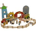 E4004: Happy Architect Farm Set