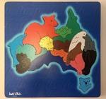P2004: Australia Animal Puzzle
