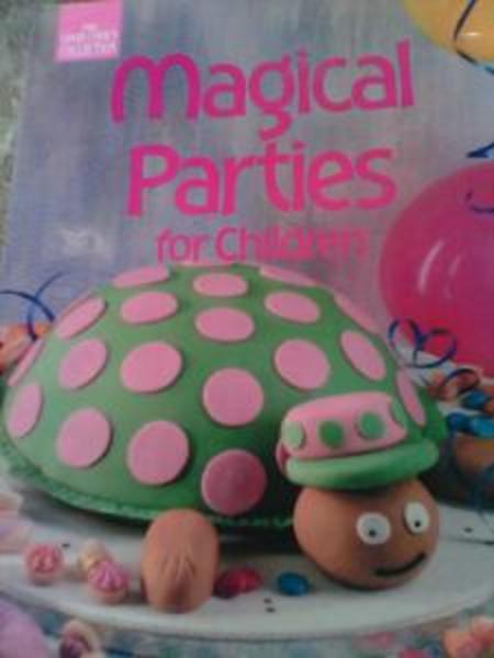 B002: Magical Parties For Children