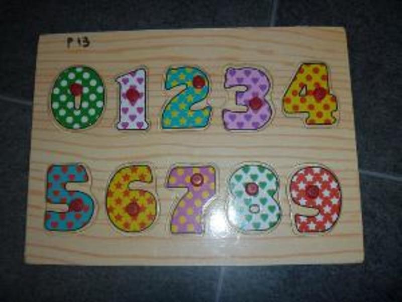 P13: Number Puzzle