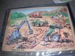 P505: Wooden Construction Puzzle