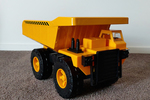 107: Steel Roder Drump Truck