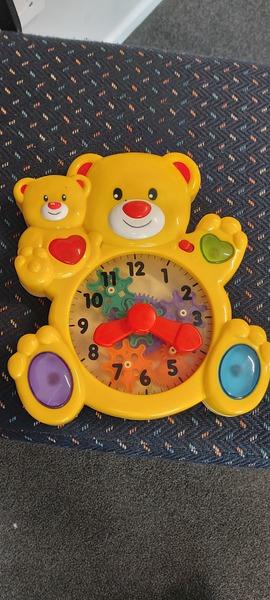 168: Bear Clock