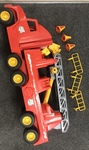 290: Super Fire Truck with Water Pump