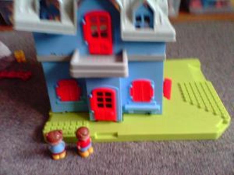 317: Playhouse Home Sweet Home