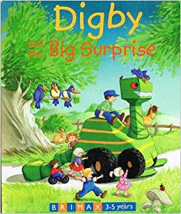 E3.179.3: DIGBY and the BIG SURPRISE
