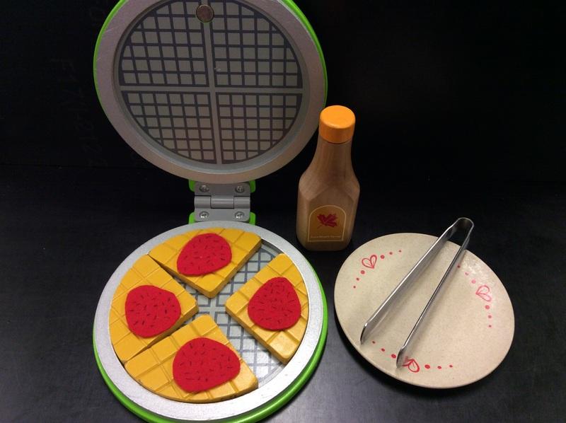 E2.099.2: Instant Waffles maker