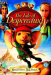 A6.145.1: THE TALE OF DESPEREAUX DVD