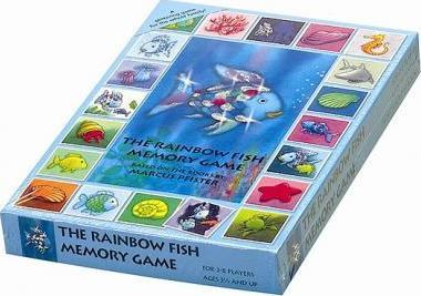 D1.021.1: THE RAINBOW FISH MEMORY GAME