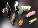 E2.936.1: FARM ANIMAL SET