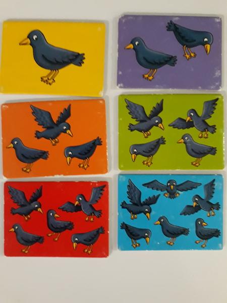 D1.022.1: CROW MEMORY CARD GAME